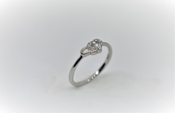 925 sterling silver lady ring
