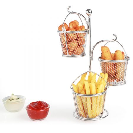 Urban Snackers Mini Serving Tree, For Serving Food in Home, Kitchen, Hotel, Wedding & Party|Gifting Accessories